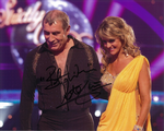 Peter Shilton, Strictly Come Dancing ,   genuine signed autograph,  10447